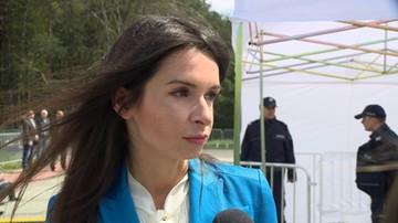 """01-06-2017 16:41 Marta Kaczyńska zabrała głos w sprawie ekshumacji. """"Niewyobrażalna skala zaniedbań"""""""
