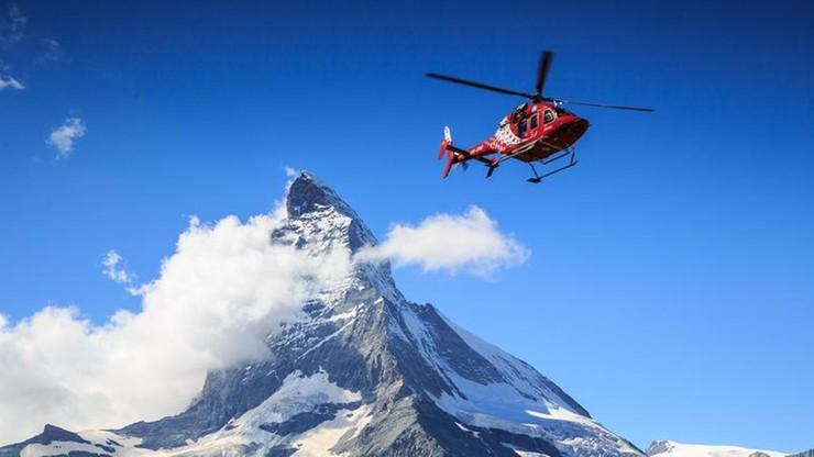 Zima uwięziła 13 tys. turystów w ośrodku u podnóża Matterhornu