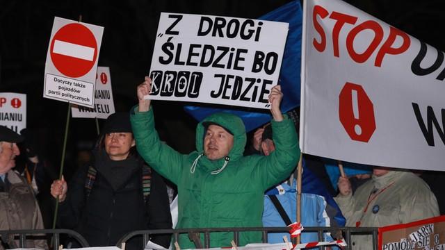 Nie było znieważenia Kaczyńskiego na Wawelu. Prokuratura odmawia wszczęcia śledztwa