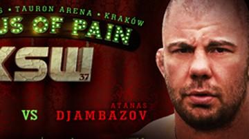 2016-10-28 KSW 37: Djambazov będzie rywalem Wójcika