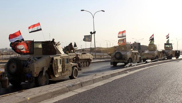 Irak: Armia przejęła z rąk Kurdów wszystkie pola naftowe w Kirkuku