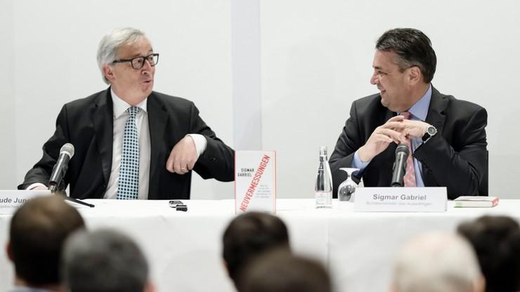 Juncker: Francja wydaje za dużo na niewłaściwe cele