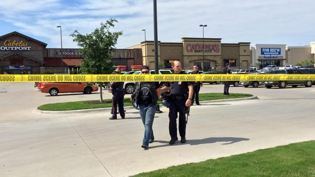 USA: 9 zastrzelonych w starciu gangów motocyklowych w Teksasie