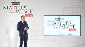 04-10-2017 17:58 Najlepszych dziesięć start-upów z prezydenckimi paszportami