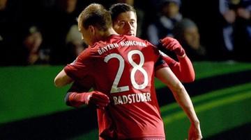 2016-02-10 Puchar Niemiec: Dwa gole Lewandowskiego