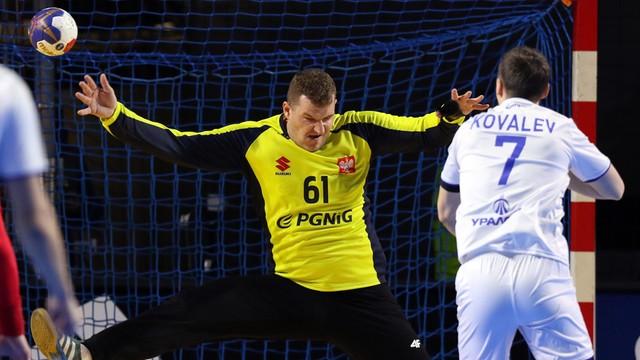 Koniec marzeń piłkarzy ręcznych. Polacy przegrali z Rosją i odpadli z turnieju