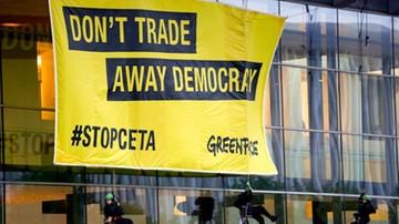 24-10-2016 14:25 Belgia nie daje zgody na CETA. Wieczorem kanadyjsko-unijne konsultacje