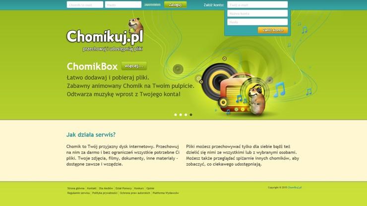 Chomikuj.pl na celowniku amerykańskich władz