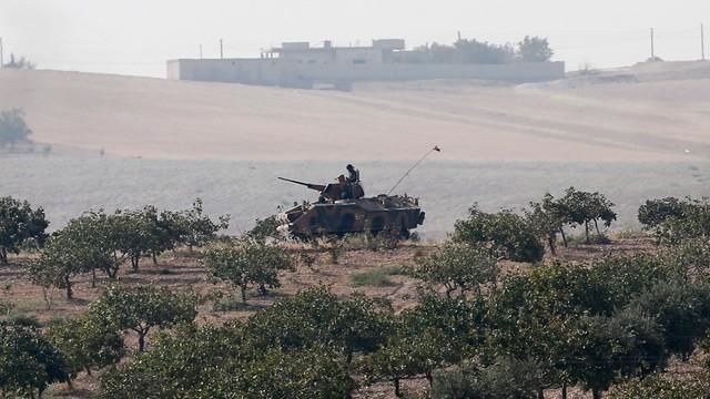 Turecki minister: to my płacimy cenę za wsparcie USA dla kurdyjskich milicji
