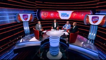 2017-10-30 Prezes Podbeskidzia Bielsko-Biała gościem Magazynu Nice 1 Ligi