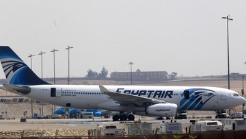 19-05-2016 10:09 Trwają poszukiwania egipskiego samolotu. Na pokładzie było 66 osób