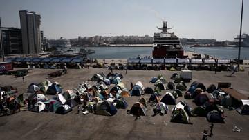 12-04-2016 20:07 W ciągu dwóch dni do Włoch drogą morska przybyło 4 tys. migrantów