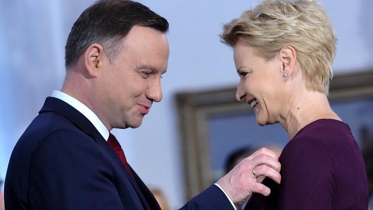 Małgorzata Kożuchowska o prezydenckim odznaczeniu: jestem z niego ogromnie dumna