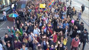 Marsz Równości przeszedł ulicami Poznania