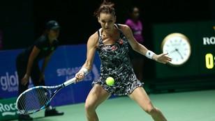 WTA Finals – Radwańska awansowała do półfinału