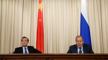 26-05-2017 16:04 Chiny i Rosja przeciwne instalowaniu w Korei Płd. amerykańskiego systemu obrony przeciwrakietowej