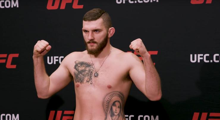 UFC 219: Oleksiejczuk zmieścił się w limicie
