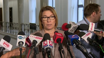 Mazurek: Prezydent Warszawy Hanna Gronkiewicz-Waltz złamała prawo, nie stawiając się przed komisją weryfikacyjną