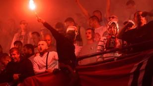 Pseudokibice zaatakowali piłkarzy Legii