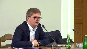 Latkowski przed komisją ds. Amber Gold: nigdy nie przekazałem planu śledztwa ABW Marcinowi P.