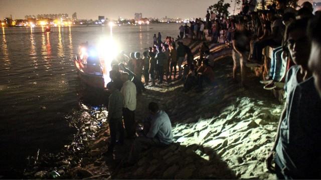 Na Nilu zderzyły się dwie łodzie - utonęło około 15 osób