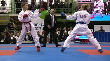 2017-07-25 The World Games: Nowakowska przegrała starcie o brąz
