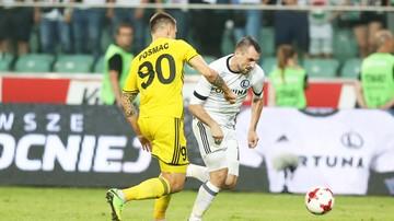 2017-08-24 Liga Europy: Sheriff Tyraspol - Legia Warszawa. Relacja na żywo