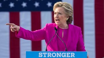 05-11-2016 07:02 Elektor Demokratów o Clinton: to kryminalistka