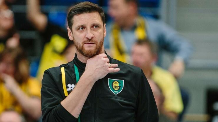 Siatkarze GKS Katowice wygrali turniej w Bielsku-Białej