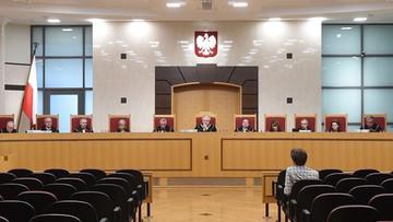 06-10-2016 12:26 7 listopada Trybunał Konstytucyjny zbada zapis o wyborze prezesa TK