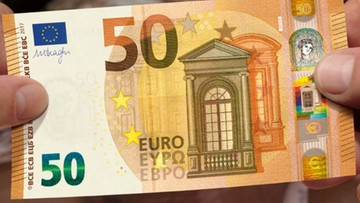 05-04-2017 16:40 Nowe 50 euro w obiegu. Lepiej zabezpieczone i wegańskie