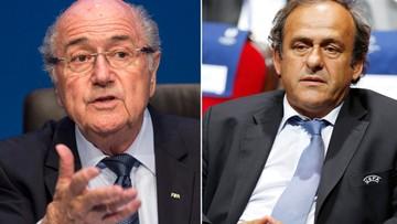 23-11-2015 16:06 Afera FIFA: coraz większe kłopoty Blattera i Platiniego. Komisja Etyczna rozpoczęła formalne postępowanie