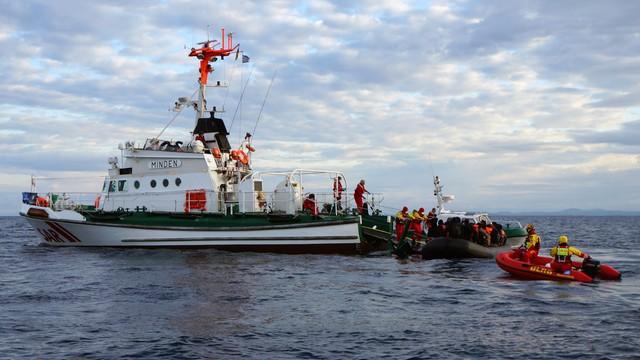 UE rozważa rozszerzenie operacji na Morzu Śródziemnym