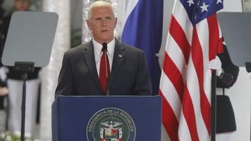 22-08-2017 21:12 Pence i Tillerson wspierają nową strategię USA w Afganistanie