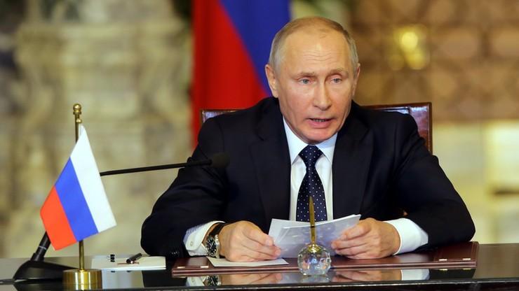 Putin: Będziemy bronić naszych sportowców w sądzie