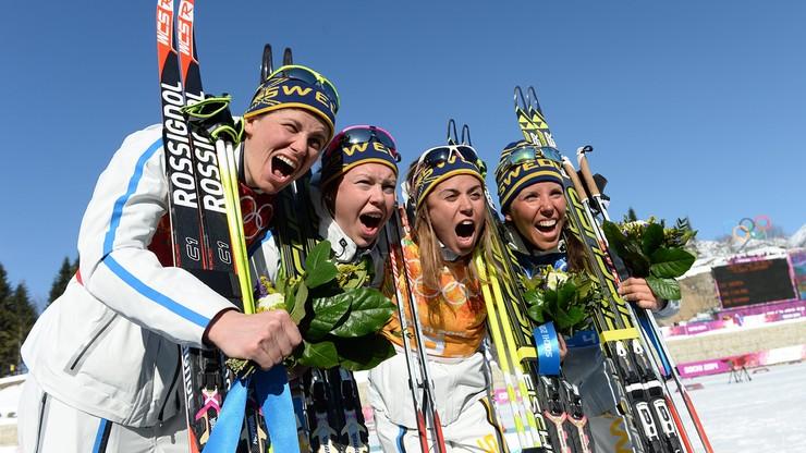 Szwedzkim narciarstwem rządzą mężczyźni