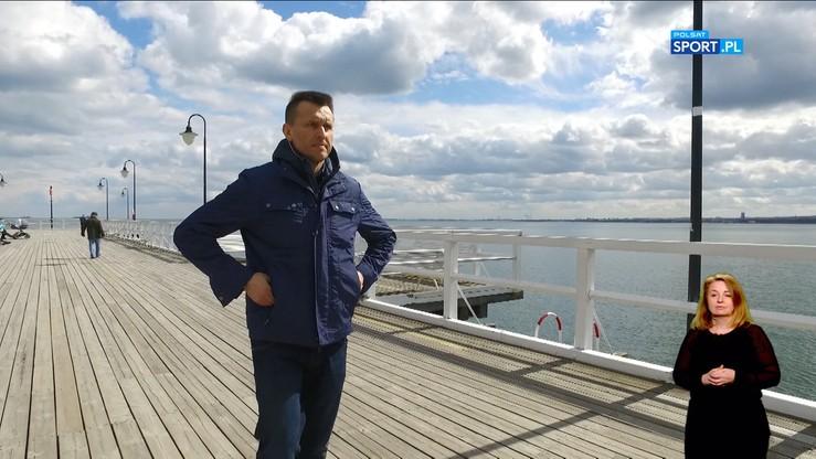 Ojrzyński: Nie zakładam tego, że Arka spadnie do Nice 1 Ligi
