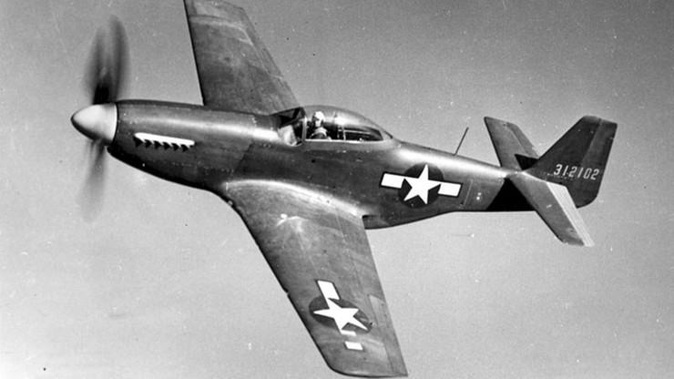 W Zachodniopomorskiem szukają amerykańskiego myśliwca z II wojny światowej