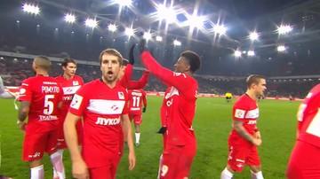 2016-10-29 Spartak lepszy od CSKA w derbach Moskwy (WIDEO)