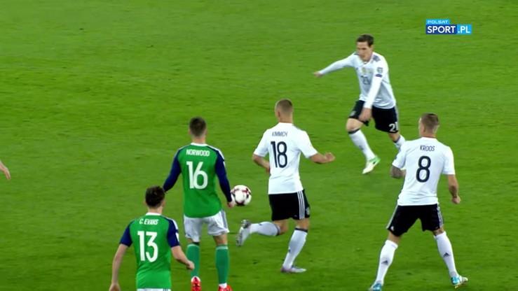 Rudy umie przywalić! Fenomenalny strzał reprezentanta Niemiec