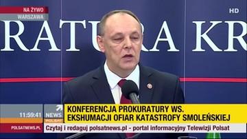 Pasionek: w trumnie prezydenta Lecha Kaczyńskiego ujawniono fragmenty ciał dwóch innych osób