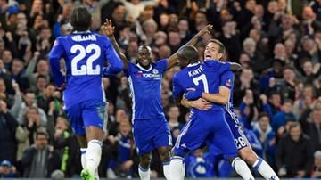 2017-03-13 Puchar Anglii: Chelsea w półfinale! Manchester United bezradny w Londynie