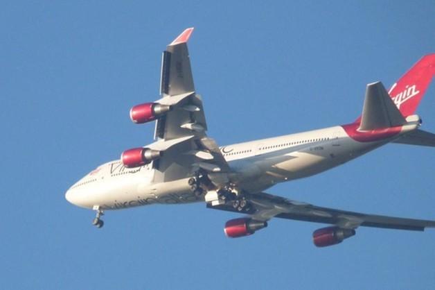 Awaryjne lądowanie Boeinga Virgin Atlantic