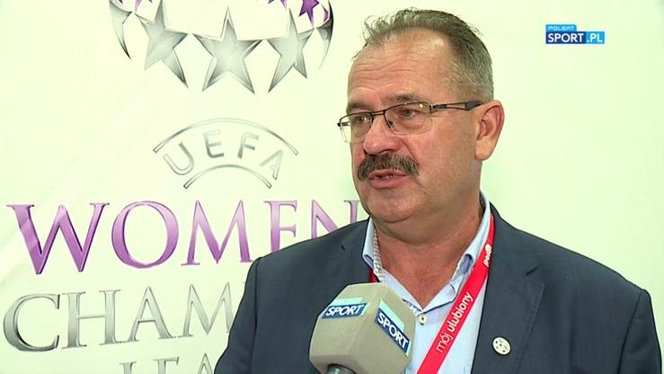 Trener Medyka: Wierzymy, że los nie przydzieli nam Lyonu ani Wolfsburga