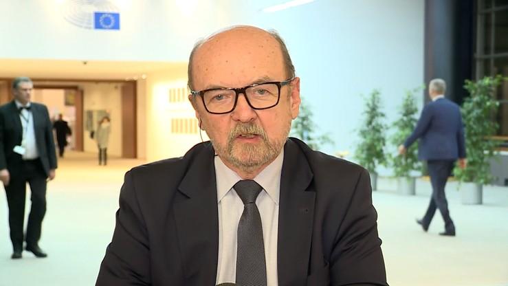 Legutko współprzewodniczącym Europejskich Konserwatystów i Reformatorów