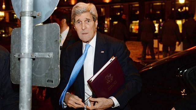Kerry: wyczerpuje się cierpliwość wobec ataków chemicznych w Syrii