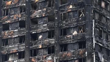 26-06-2017 10:04 Skontrolowano 60 wieżowców w Wielkiej Brytanii. Wszystkie mają łatwopalną elewację