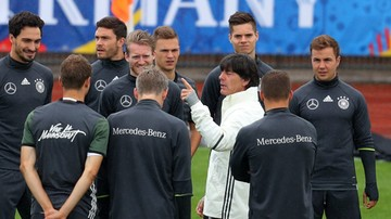 2016-06-19 EURO 2016: Niemcy martwią się o formę napastników