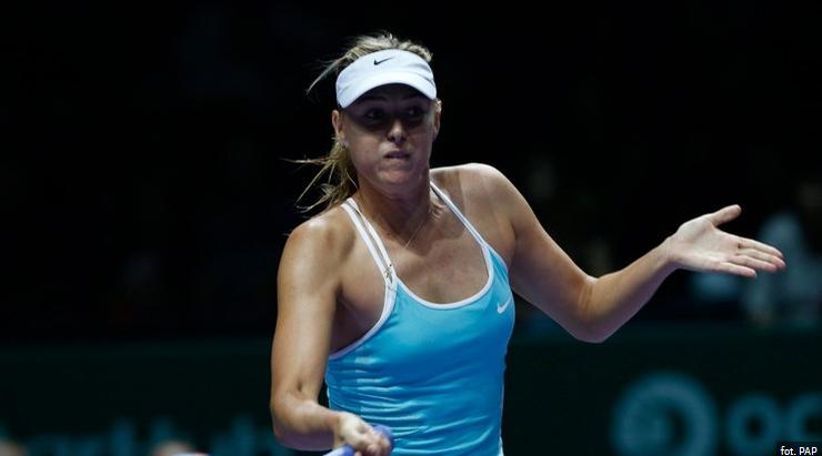Maria Szarapowa odwoła się od dyskwalifikacji
