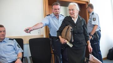 02-09-2016 14:23 Osiem miesięcy więzienia za negowanie Holokaustu. Niemiecka ekstremistka skazana